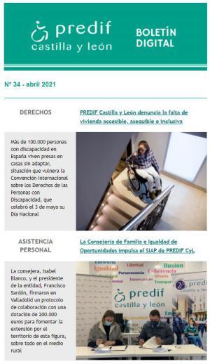 Boletín nº 34 - abril 2021