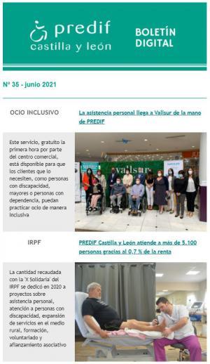 Boletín nº 35 - junio 2021