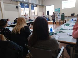 PREDIF CyL comienza la formación del programa de 'Itinerarios de Inserción Sociolaboral en Asistencia Personal para personas en riesgo de exclusión social'