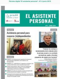 Boletín nº 4 revista digital 'EL ASISTENTE PERSONAL' - junio 2019