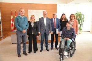 CERMI Castilla y León solicita a las Cortes la creación de una Comisión permanente de Discapacidad