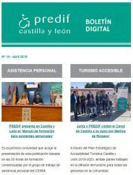 Boletín nº 14 - abril 2019