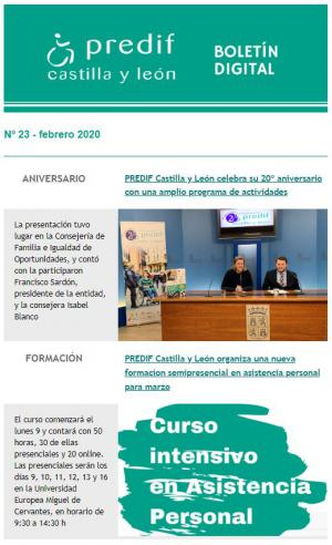 Boletín nº 23 - febrero 2020