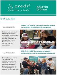Boletín nº 17 - julio 2019