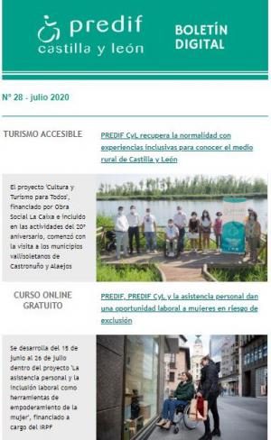 Boletín nº 28 - julio 2020