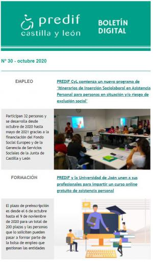 Boletín nº 30 - octubre 2020