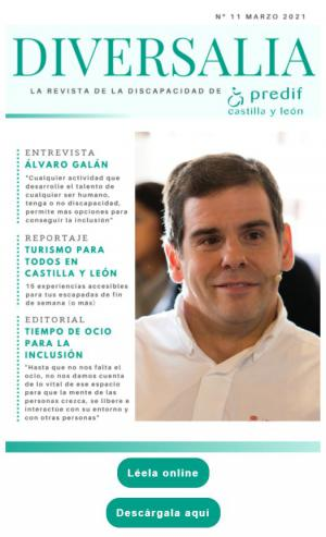 Boletín nº 11 revista digital 'DIVERSALIA' - marzo 2020