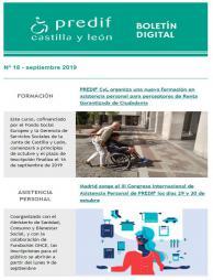 Boletín nº 18 - septiembre 2019